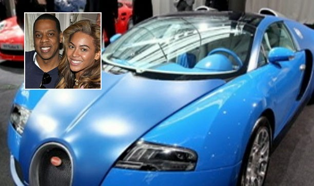 Beyonce gives Jay Z the most expensive car in the world ...