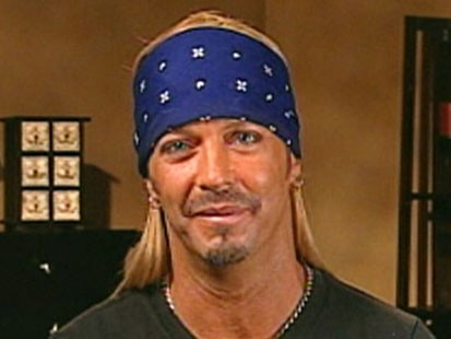 Bret Michaels Opens Up About Brain Hemorrhage Bandana On