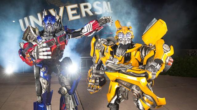 'Transformers' Ride Coming to Universal-Orlando - ABC News  'Transforme...