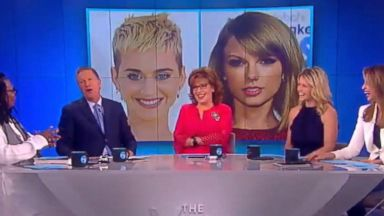 Surprise! John Kasich has a lot to say about the Katy Perry-Taylor Swift feud