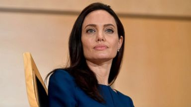 Angelina Jolie on being single: 'It's not something I wanted'