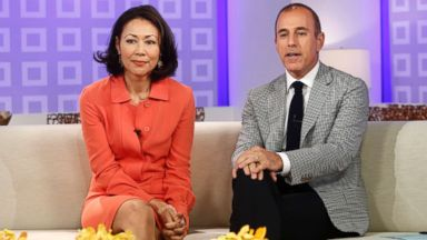 Ann Curry speaks out about Matt Lauer: 'I am not surprised by the allegations'