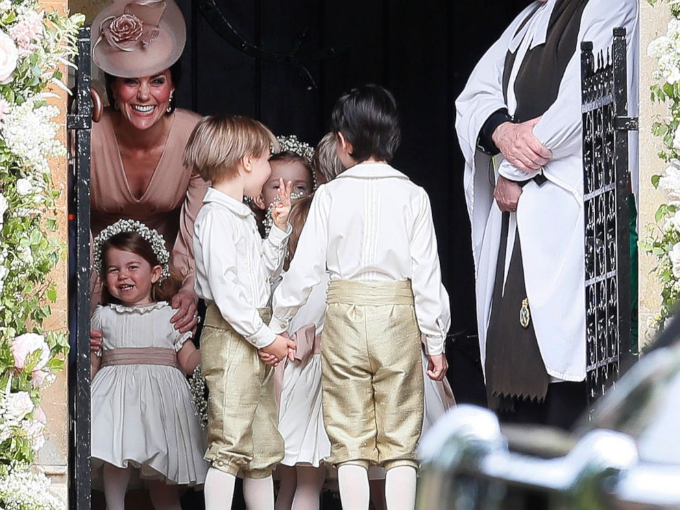 New details on Pippa Middleton's wedding reception - ABC News - photo#26