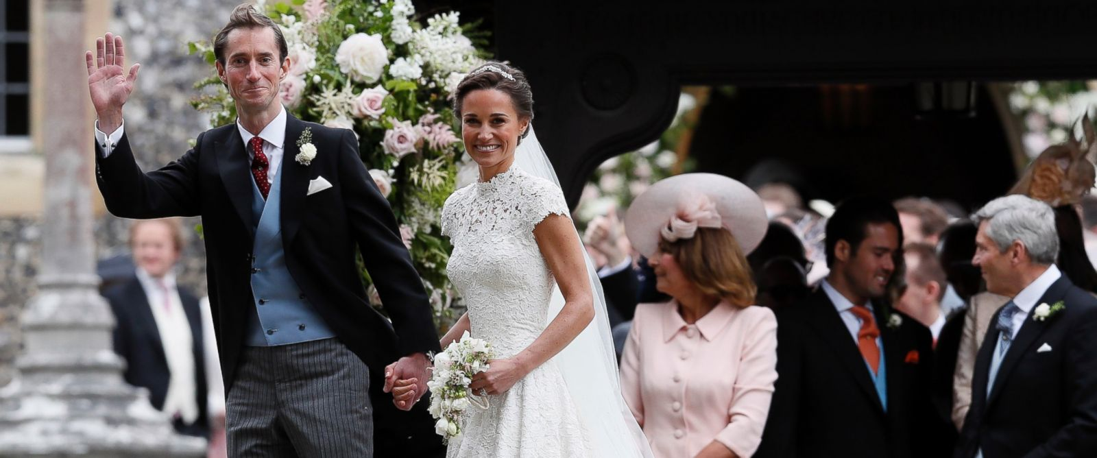 New details on Pippa Middleton's wedding reception - ABC News - photo#8