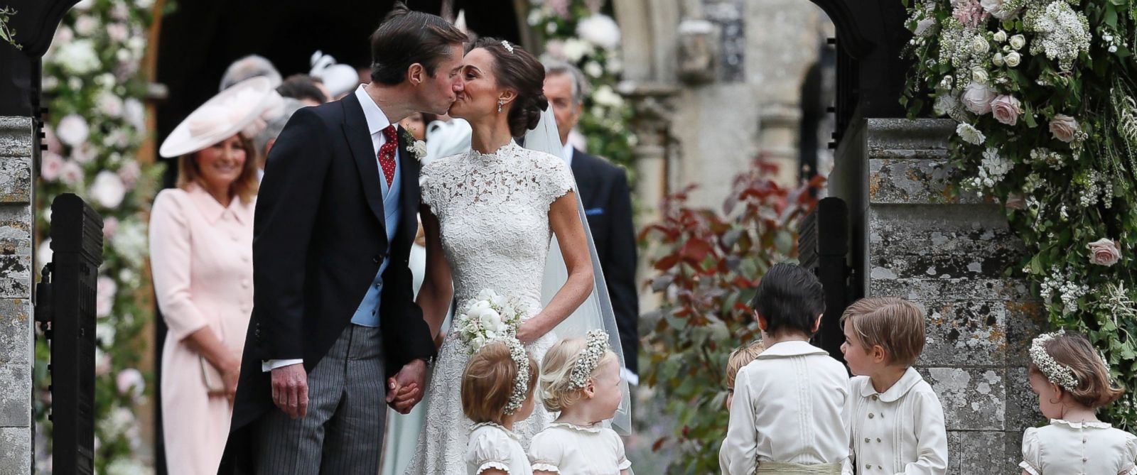 All the details of Pippa Middleton's wedding to James ... - photo#38