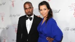 Kim Kardashian, Kanye West Name Baby North West: Reports ...