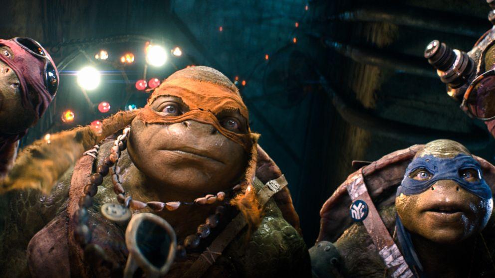 Ninja Turtle Movie