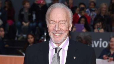 Christopher Plummer on 'starting over' with Kevin Spacey's 'All the Money in the World' role