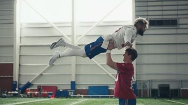 Dissecting that Super Bowl 'Dirty Dancing' ad -- and lift -- by the Giants