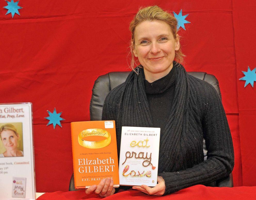 'Eat, Pray, Love' author Elizabeth Gilbert's partner and ...