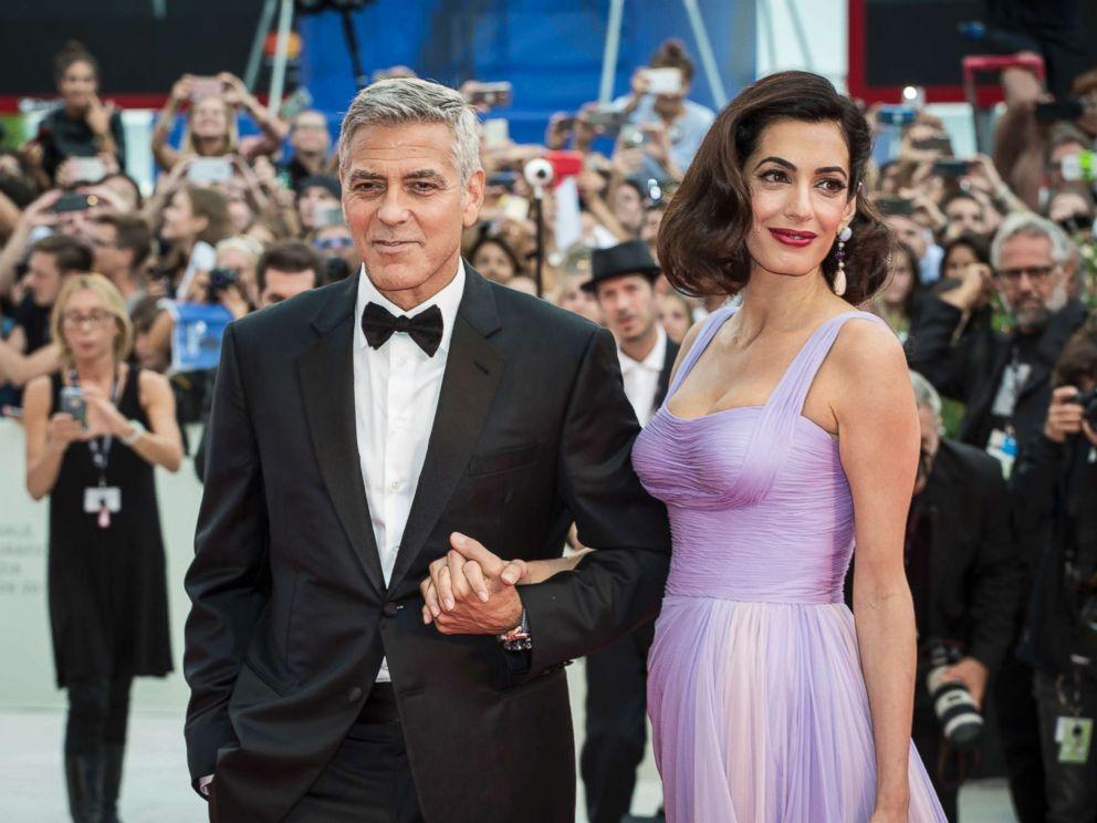 George Clooney has taken in a Yazidi refugee, didn't talk ...