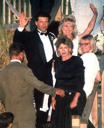 Alec Baldwin Wedding Alec Baldwin Through the Years