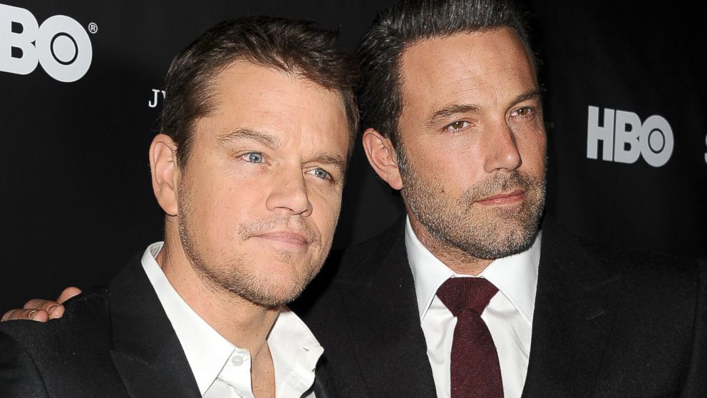 Ben Affleck and Matt Damon to Spend Thanksgiving Together ...