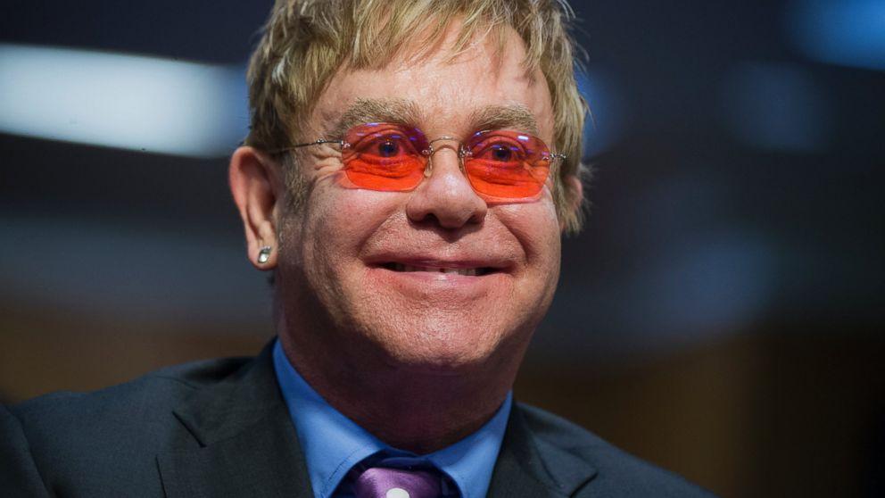 Elton John Opens Up Ab...