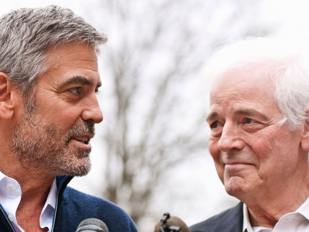 The Sweet Details of George Clooney's Father's Toast at ...
