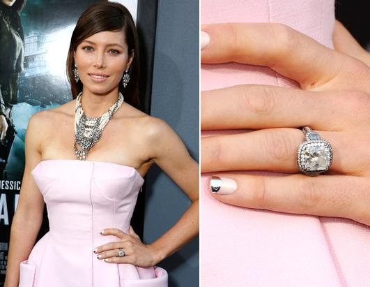 Hollywoods Biggest Engagement Rings Photos ABC News