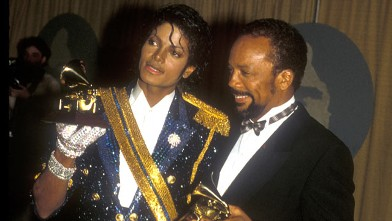 quincy jones and michael jackson relationship with diana