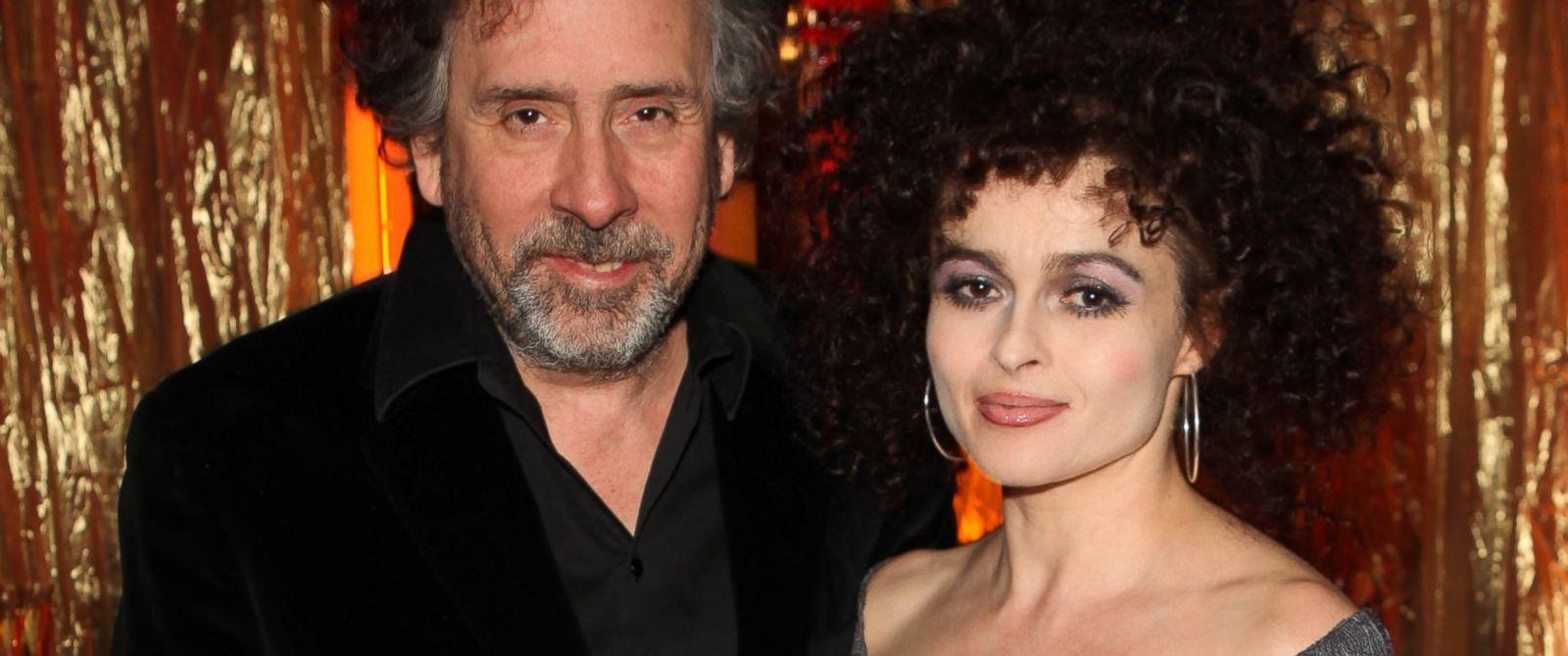 Helena Bonham Carter and Tim Burton Have Split - ABC News