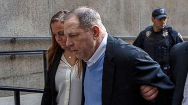 Harvey Weinstein indicted on rape and criminal sexual act charges