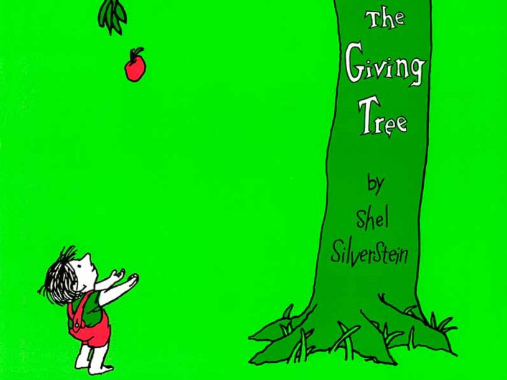 Anonymous person turns tree stump into 'The Giving Tree ...