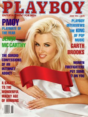 Jenny Mccarthy Cheerleader Porn - Jenny McCarthy: Catholic School Girl to Playboy Playmate Photos - ABC News