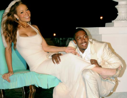 Think, That Mariah Carey Nick Cannon Wedding Thanks For