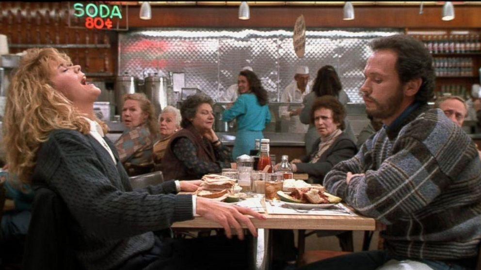When Harry Met Sally (1989) Starring Meg Ryan and Billy Crystal