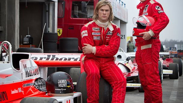 Chris Hemsworth S Extreme T For Formula One Film Rush