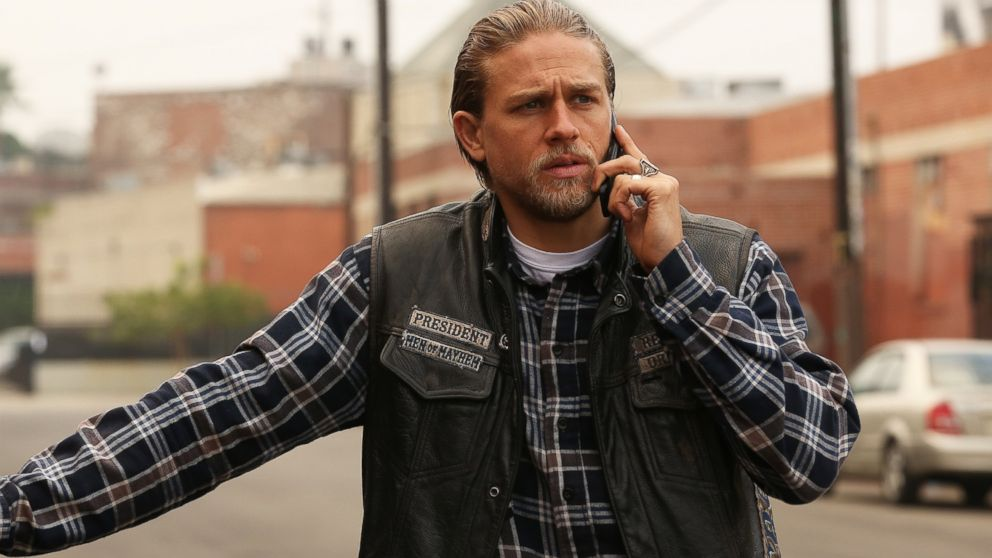 Charlie Hunnam Soa: 'Sons Of Anarchy' Finale: Charlie Hunnam, Kurt Sutter On