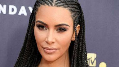 Kim Kardashian West defends wearing braids, says it's 'cultural inspiration'