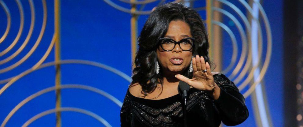 Oprah Winfrey's full Golden Globes speech