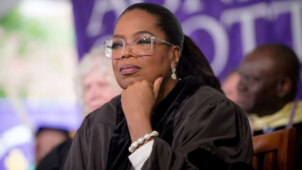 Oprah Winfrey: Early Life and Education