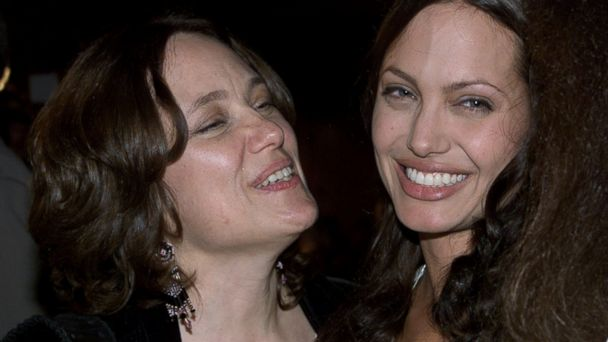 Pics of angelina jolie mother
