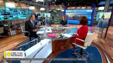 Gayle King, Norah O'Donnell react to Charlie Rose allegations: 'This behavior is wrong'