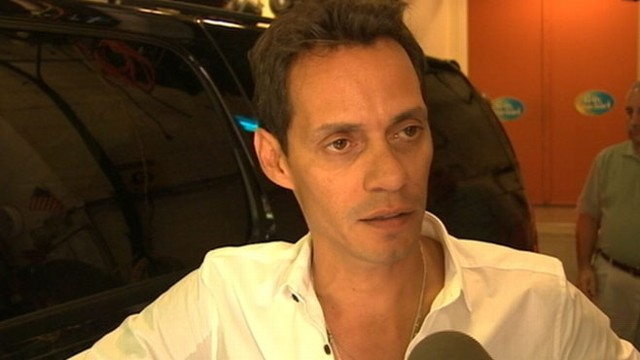 Marc Anthony: 'I'm as American as Apple Pie' Video - ABC News