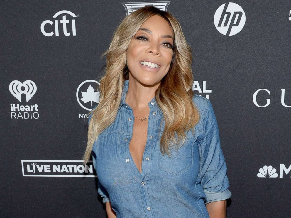 PHOTO: Wendy Williams poses in the VIP Lounge during the 2017 Global Citizen Festival in Central Park, Sept. 23, 2017 in New York City.