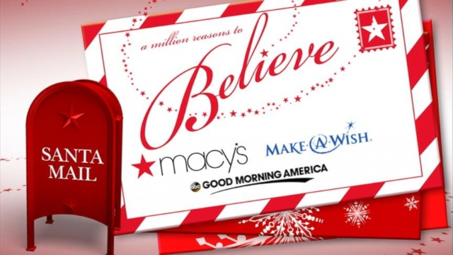 Make A Wish Macy S Make Christmas Wishes Come True Video
