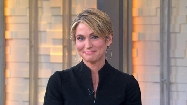 amy robach new haircut robach s new haircut during chemo abc news 5428 | 140115 gma robach3 830 wg