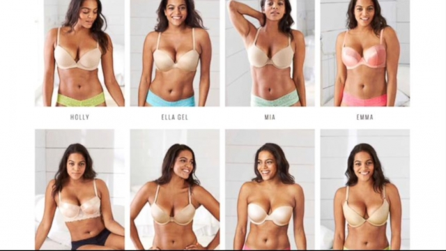 American Eagle Uses Real Models In New Ads Video Abc News