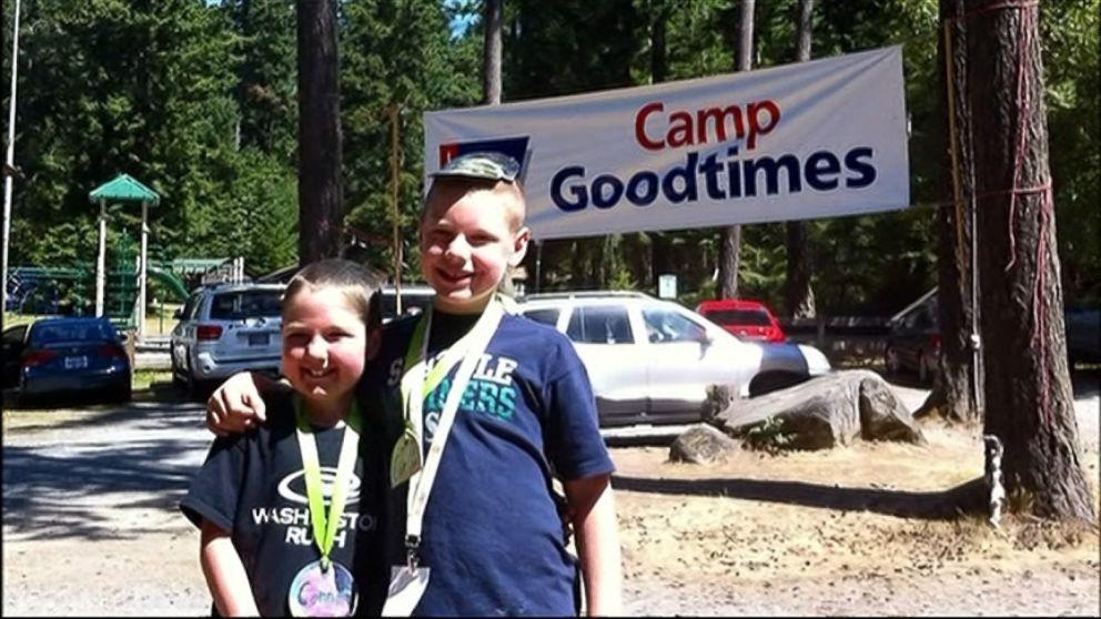 Losing virginity summer camp