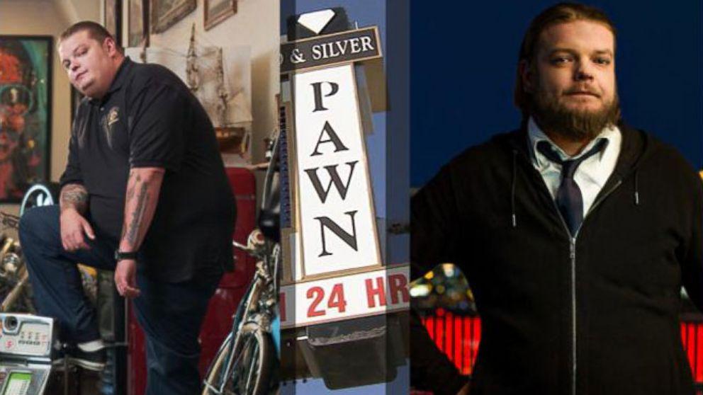 Pawn Stars Corey Harrison S Dramatic Weight Loss Video