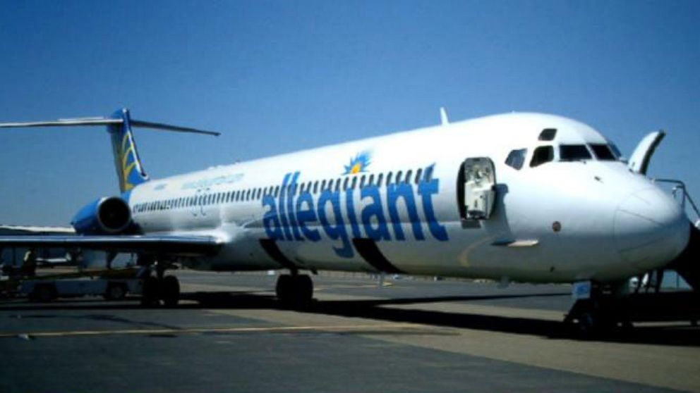 Turbulence Injures Passengers And Crew On Allegiant Air