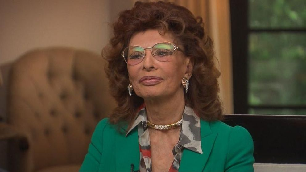 Sophia Loren Tells All in New Memoir 'Yesterday, Today ...
