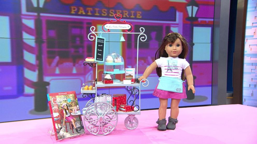 American Girl Doll Reveals The 2015 Girl Of The Year Video