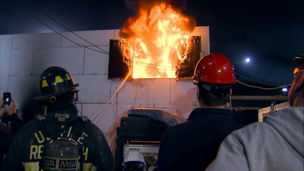 abc news fires - photo #3