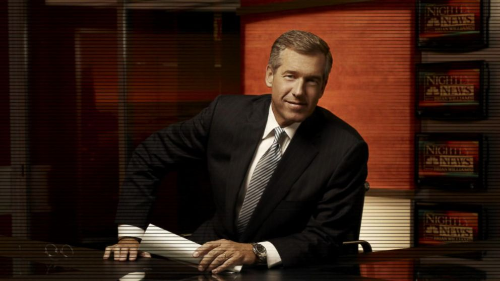 Brian Williams Suspended by NBC Video - ABC News