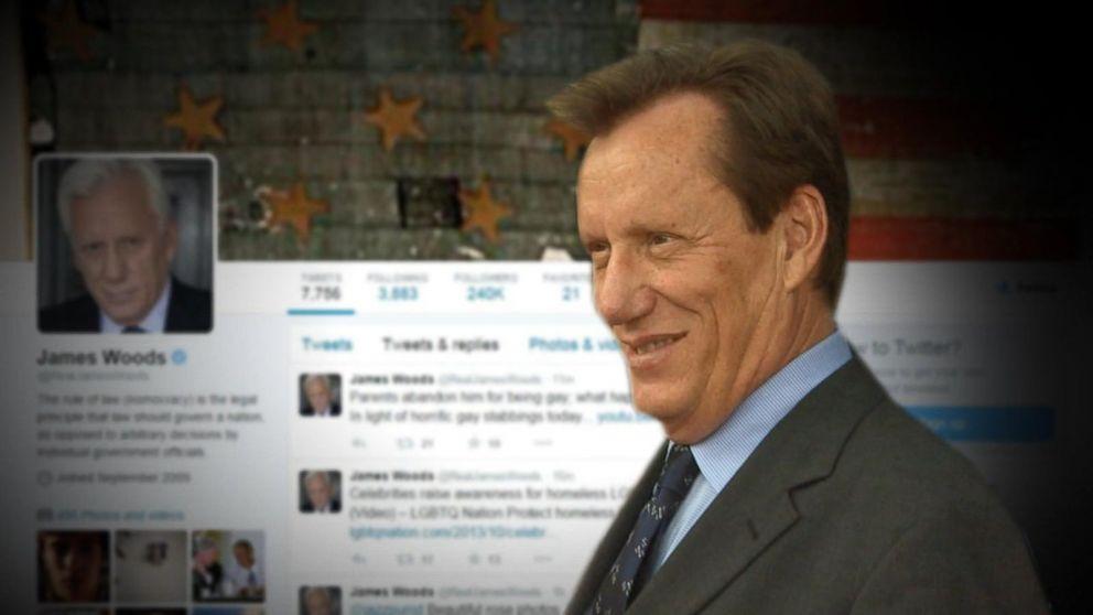 James Woods Sues Twitt...