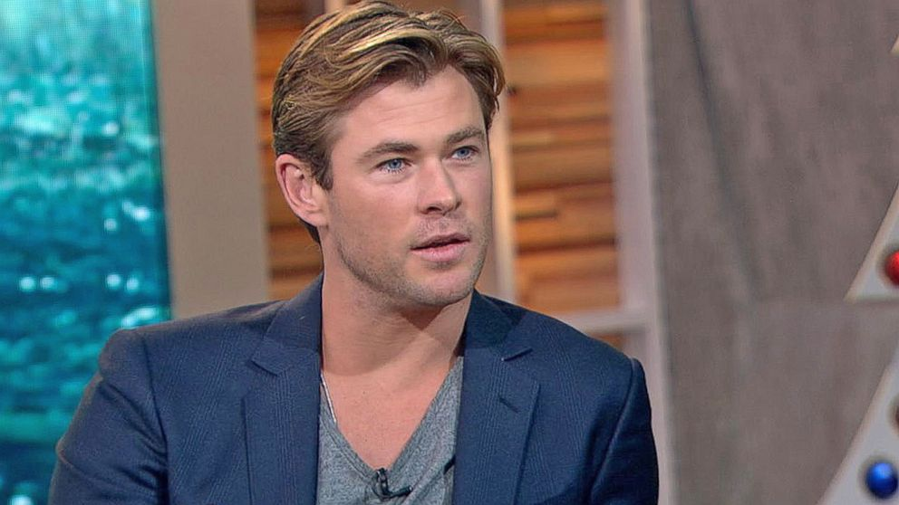 Chris Hemsworth On Transforming His Body For New Movie