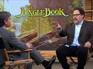 The lessons in the jungle book a movie by jon faveau
