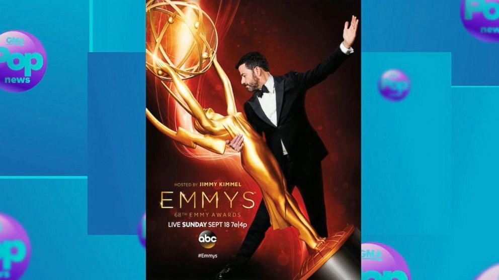 Jimmy Kimmel Returns as Host of the 68th Primetime Emmy Awards Video